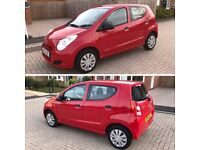 2014 SUZUKI ALTO SZ FULL SERVICE, £0 TAX A YEAR, V. LOW MILES FULL MOT ONE OWNER, 2KEYS STUNNING CAR