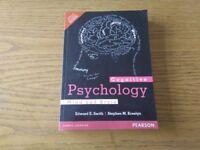 University Psychology Textbooks