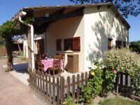 Holiday Gite for Rent in Deuz Sevres Region of France.