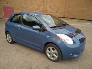 2006 Toyota Yaris RS Coupe (2 door) LOW MILEAGE - $6000