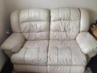 Two sofas