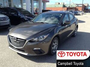 2014 Mazda MAZDA3 GX-SKYACTIV-LOW KM'S--PUSH BUTTON START