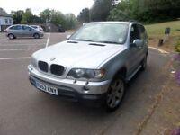 2002 BMW X5 Sport