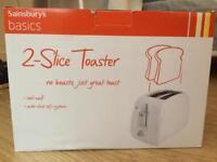 Toaster, Sainsbury's 2-slice