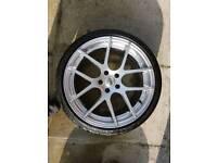 Alloy wheels (19) ava memphis
