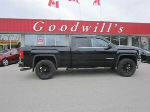 2014 GMC Sierra 1500 SLE! Double Cab!  BLUETOOTH!