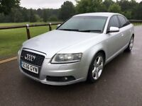 2007 Audi A6 S line 7 speed automatic economical car very nice