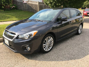 2014 Subaru Impreza 2.0i w/Limited Pkg Hatchback - PRICE REDUCED