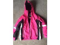 Ladies trespass coat. In new condition
