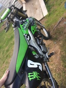 Looking for really cheap dirt bike!! (Pic for attention)