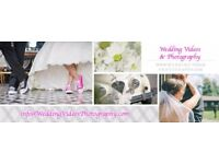 Wedding Videos & Photography. State of the Art Quality. Female professional -TV Journalism Masters