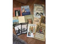 Leaflets and books collectible