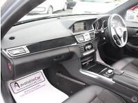 Mercedes Benz E E E220 2.1 CDI B/E AMG Sport 4dr