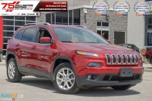 2015 Jeep Cherokee North | EXTENDED WARRANTY !! NO ACC. !!