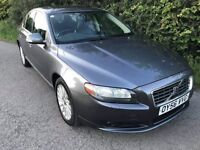 VOLVO S80 2.4 D5 ...DIESEL ...Geartronic/Automatic Gearbox...Full VOLVO Service History...2007MY
