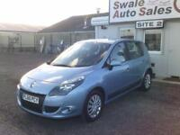 2010 RENAULT SCENIC SCENIC EXPRESSION 1.5L ONLY 30,574 MILES - FULL HISTORY - 2