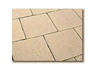 Paving Patio Slabs x20 - Brand New