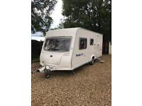 Bailey ranger 5 berth with mover.