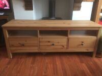 IKEA HEMNES TV bench / stand - excellent condition