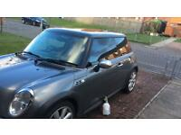 Mini cooper S 1.6 r53 supercharged (195bhp) 11 month mot