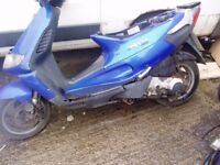 piaggio skipper st 125 breaking for spares only