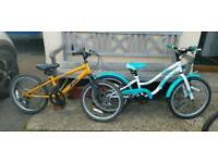 Child's bikes for sale