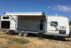 Open Range 36ft with bunk beds