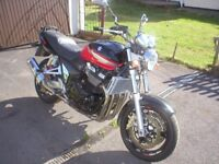 2005 SUZUKI GSX 1400 K5 GREAT LOOKING RETRO STYLE MUSCLE BIKE