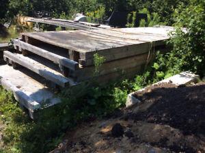 Plywood Platforms