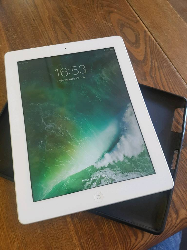 Ipad 4. 16gb. 3Gin Lisburn, County AntrimGumtree - Ipad 4. 16gb. Takes sim cards (Vodafone).Very good condition, only few light marks on back. Perfect working order. Charger included