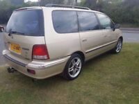 1999 HONDA SHUTTLE 2.3 VTECH..AUTOMATIC..7SEATER