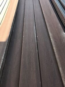 Composite decking material blowout sale