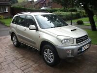 TOYOTA RAV 4 IN EXCELLENT CONDITION IN SIDE OUT