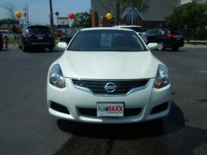 2013 NISSAN ALTIMA 2.5 S- POWER GLASS SUNROOF, REAR VIEW CAMERA,