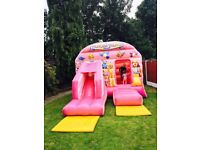 Bouncy castles hire