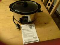 Slow Cooker ( not used )