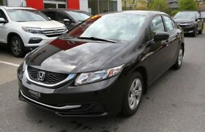 2015 Honda Civic Sedan LX Bluetooth