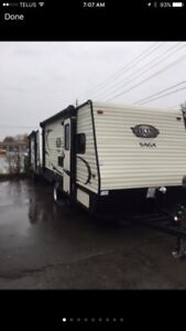 Trailer or motorhome for RENT