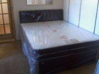 Slumberdream Kingsize Comfynight Luxury 4 Drawer Divan Bed