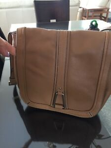 Cole Hann leather crossbody purse