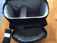 Brand New Hanson Padded Camera / Photo Bag with Shoulder Strap