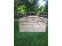 6x4 Renais Fence Panel