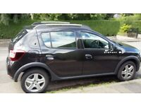 Dacia Sandero Stepway, Just over 2 Years Old, Excellent condition, Bargain Price
