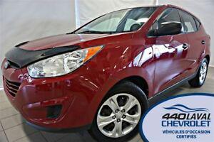 2013 Hyundai Tucson GL*BLUETOOTH*SIÈGES CHAUFFANTS*