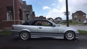 1994 BMW 3-Series 325 Convertible AS IS