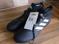 Adidas Men's Ace 17.3 Primemesh Football Competition Shoes, Black