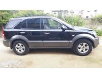Kia Sorento 2005 2.5 CRDi XSE 5dr 4x4 Diesel Automatic, High Spec, MoT and recent service