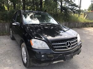 2007 ML320 cdi - 2 for 1 special