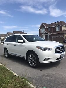 2014 Infiniti QX60 AWD fully loaded only 29000km! First owner
