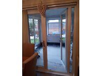 UPVC DOUBLE GLAZED FRENCH DOORS